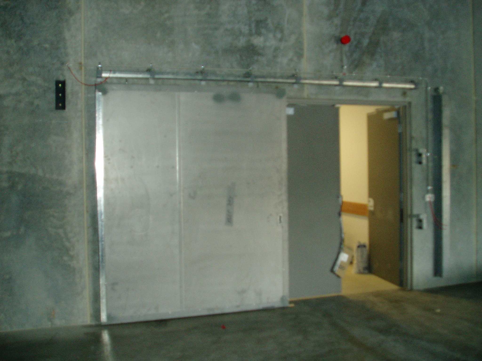 Sliding Fire Door